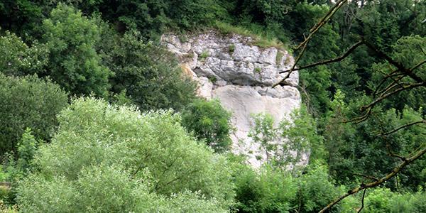 Denket Felsen und Denket Wald