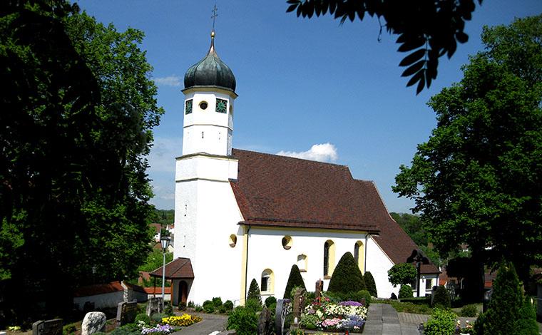 Dorfkirche Untermarchtal