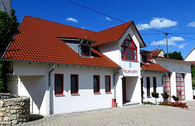 Freiwillige Feuerwehr Untermarchtal - Feuerwehrhaus