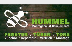Hummel - Montagebaut und Bauelemente