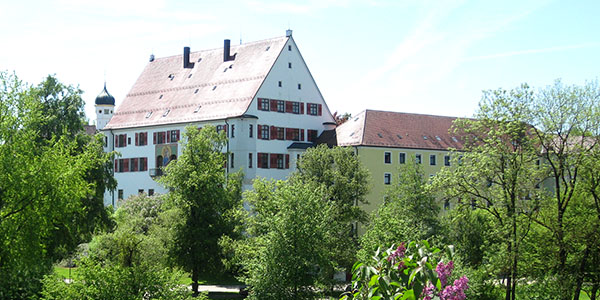 Klosteranlagen Untermarchtal - Barmherzige Schwestern