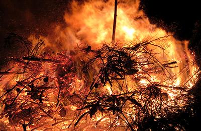 Landjugend Untermarchtall - Funkenfeuer