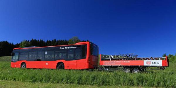Radwanderer Bus